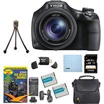 Sony DSC-HX400V/B 50x Optical Zoom 4K Stills Digital Camera