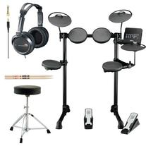 Yamaha DTX400K Customizable Electronic Drum Set with Drum