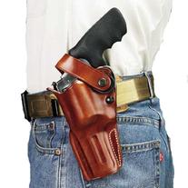 Galco Dual Action Outdoorsman Holster for S&W L FR 686 6-