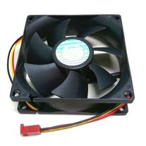 Cooler Master Dual Ball Bearing 80mm Cooling Fan for