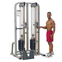 Body Solid Pro Club Line SDC2000G2 Dual Cable Column with