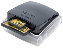 Lexar Professional USB 3.0 Dual-Slot Reader - LRW400CRBNA