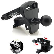 ChargerCity Dual Spring Vehicle Air Vent Mount for Garmin