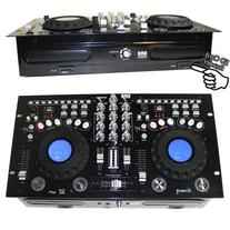 EMB Professional DUAL USB/MP3 Mixer EB9005mx