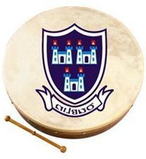 "Waltons 12"" Dublin Crest Bodhran"