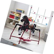 Radio Flyer Duke Interactive Riding Horse