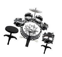 11 Piece Kids Dum Set Children's Musical Instrument Drum