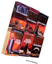 The Dune Collection, Books 1-6.  Complete Series