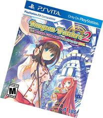 Dungeon Travelers 2: The Royal Library & The Royal Seal - PS
