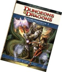 Dungeons & Dragons: Player's Handbook 2- Roleplaying Game