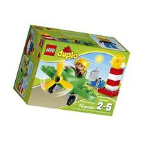 LEGO DUPLO Airport Little Plane 10808, Preschool, Pre-