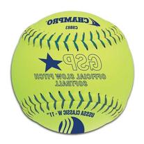 Champro Durahide cover, USSSA Slow Pitch