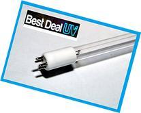 Dust Free 214207-00 GPH357T5VH/4P 4 pin UV Air Filtration