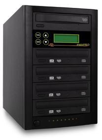 Copystars DVD-Duplicator 24X CD-DVD-Burner 1 to 4 Copier