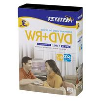 Memorex 4.7GB DVD+RW Media
