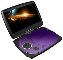 Impecca DVP916PU 9 Inch Swivel Screen, Portable DVD Player