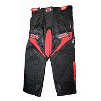 DXS Draxxus Tournament Paintball Pants - Red
