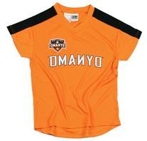 Dynamo Houston MLS Boys Team Jersey, Orange