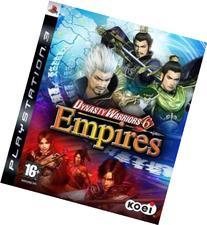 Dynasty Warriors 6: Empires - Playstation 3