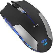E-3lue Auroza Type-G 3000 DPI Optical LED Gaming Mouse