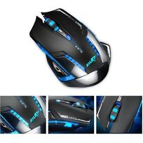 Gamer Mice, IMAGE E-Blue Wireless Optical Gaming Mouse 2.