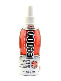 E-6000 Spray Adhesive 8 oz. bottle
