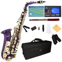 Mendini by Cecilio MAS-BNG+92D+PB Black Nickel Plated and