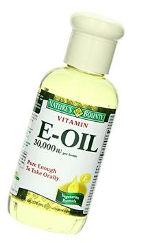 Nature's Bounty E Oil 30,000IU, 2.5 Ounce