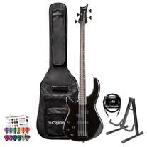 Dean Guitars E10APJ-CBK Edge 10A PJ Classic Black Electric