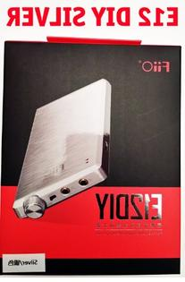 FIIO E12 DIY Headphone Amplifier  w/ 7 High Fidelity, Ultra-