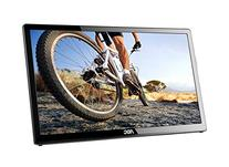 AOC e1759Fwu 17-Inch Ultra Slim 1600x900 Res, 220cd/m2 Brightness USB 3.0-Powered Portable LED Monitor w/Case