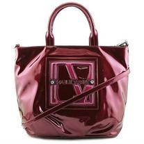Versace Jeans Couture E1VMBBA1 Womens Patent Leather Totes
