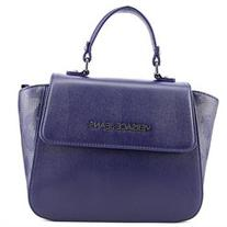 Versace Jeans Couture E1VMBBH5 Womens Leather Messenger &