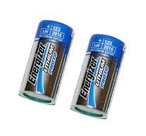 Energizer EVEEL123APB2 Lithium Photo Battery for Digital