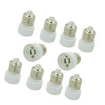 Sienoc 10x E27 to GU10 Adapter LED Light Lamp Bulb Base
