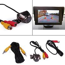 HDE Car Rear View Backup Camera HD Color CMOS Parking Cam