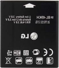 LG EAC61678801 Lithium Ion Battery for LG BL-49KH/Nitro HD