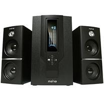 Arion Legacy AR504LR-BK 2.1 Speaker System with Subwoofer &