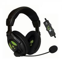 Ear Force X12 Gaming Headset Usb Amplified Wired Stereo W/