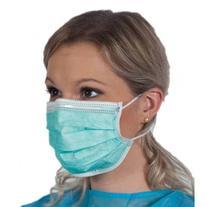Earloop Face Masks 3 Ply Medical 1000 Case