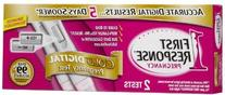 First Response Gold Digital Pregnancy Test Early Result Kit