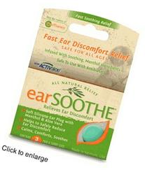 Earsoothe, All Natural Relief for Ear Discomfort
