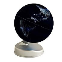 Waypoint Geographic Earth by Day and Night Globe