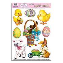 Easter Animal Clings