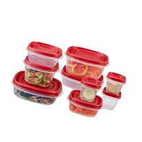 Rubbermaid Easy Find Lids Food Storage Container, 18-Piece