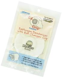 Compac Easy Grip Freshner Powder Bath Air Freshener