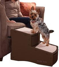 Pet Gear Easy Step II Pet Stairs, 2-step/for cats and dogs