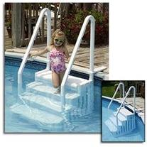 Blue Wave Easy Pool Step for Above Ground Swimming Pools