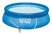 Intex Easy Set Pool Set, 15-Feet by 42-Inch, Blue