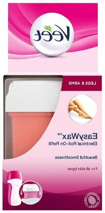 Veet 50ml Easy Wax Electrical Roll On Wax Refill Legs And